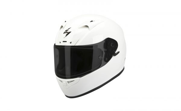 Scorpion Helm EXO-710 AIR Solid Weiss