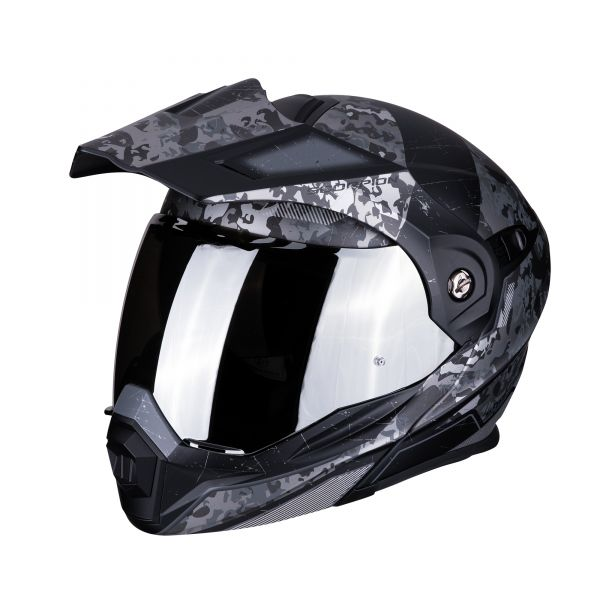 Scorpion ADX-1 Battleflage black-silver
