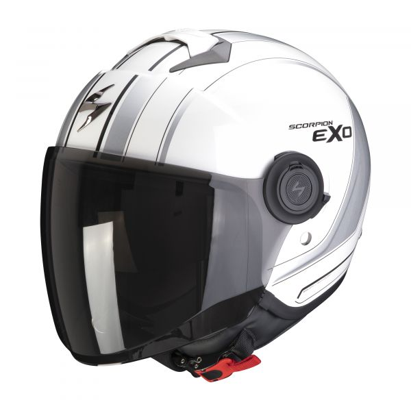 EXO-City SCOOT white-silver
