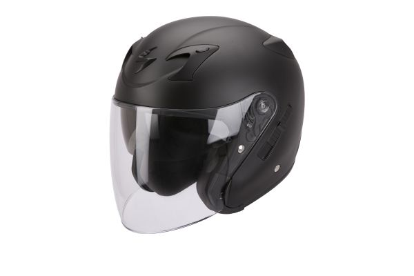 Scorpion Helm EXO-220 Matt Schwarz