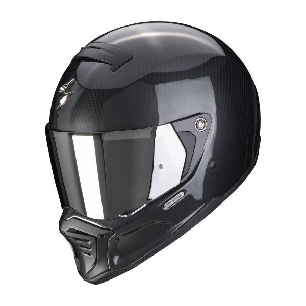 Scorpion EXO-HX-1 Carbon SE black