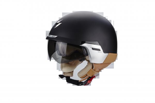 Scorpion Helm EXO-100 PADOVA II Matt Schwarz