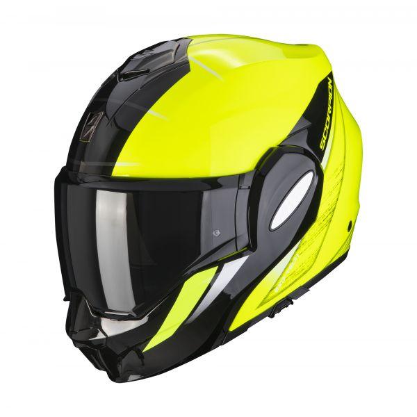 Scorpion EXO-TECH Primus neon yellow-black