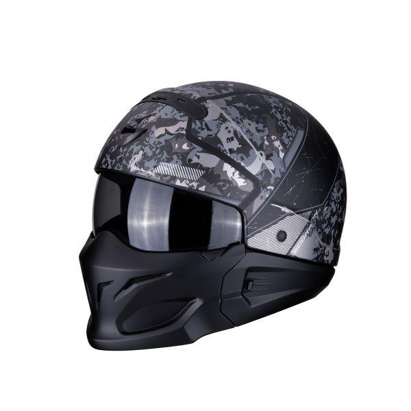 EXO-Combat Opex schw.-matt silb.