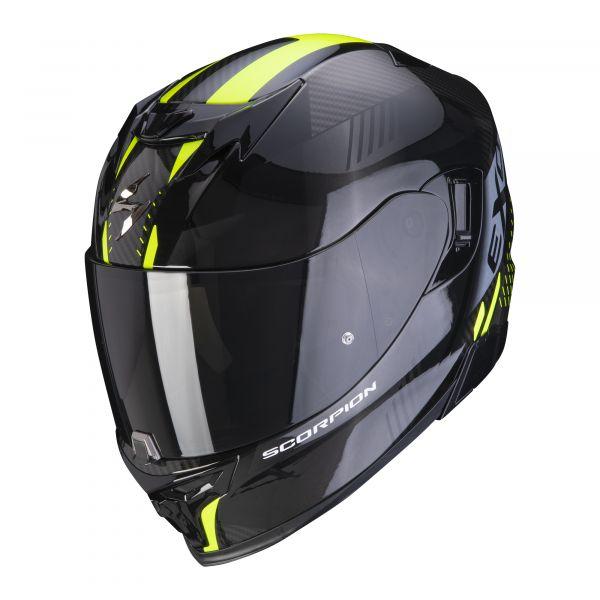 Scorpion EXO-520 AIR LATEN black-neon yellow