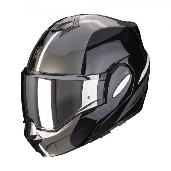 Scorpion EXO-TECH Forza black-silver