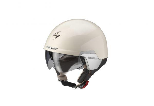 Scorpion Helm EXO-100 PADOVA II Beige