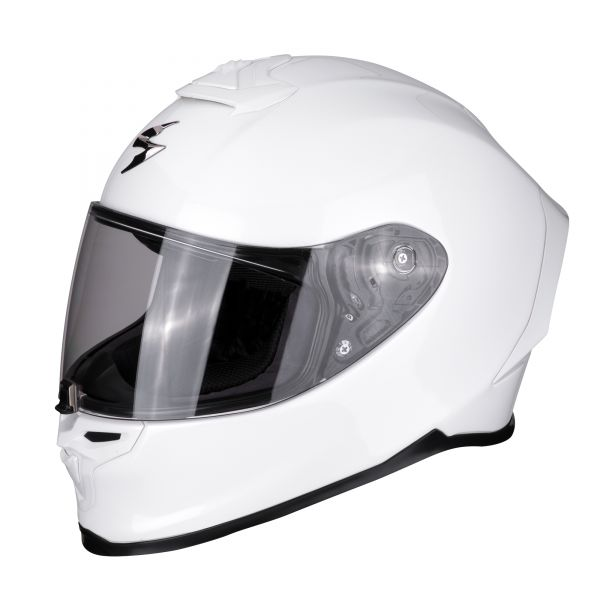 Scorpion EXO-R1 AIR Solid white