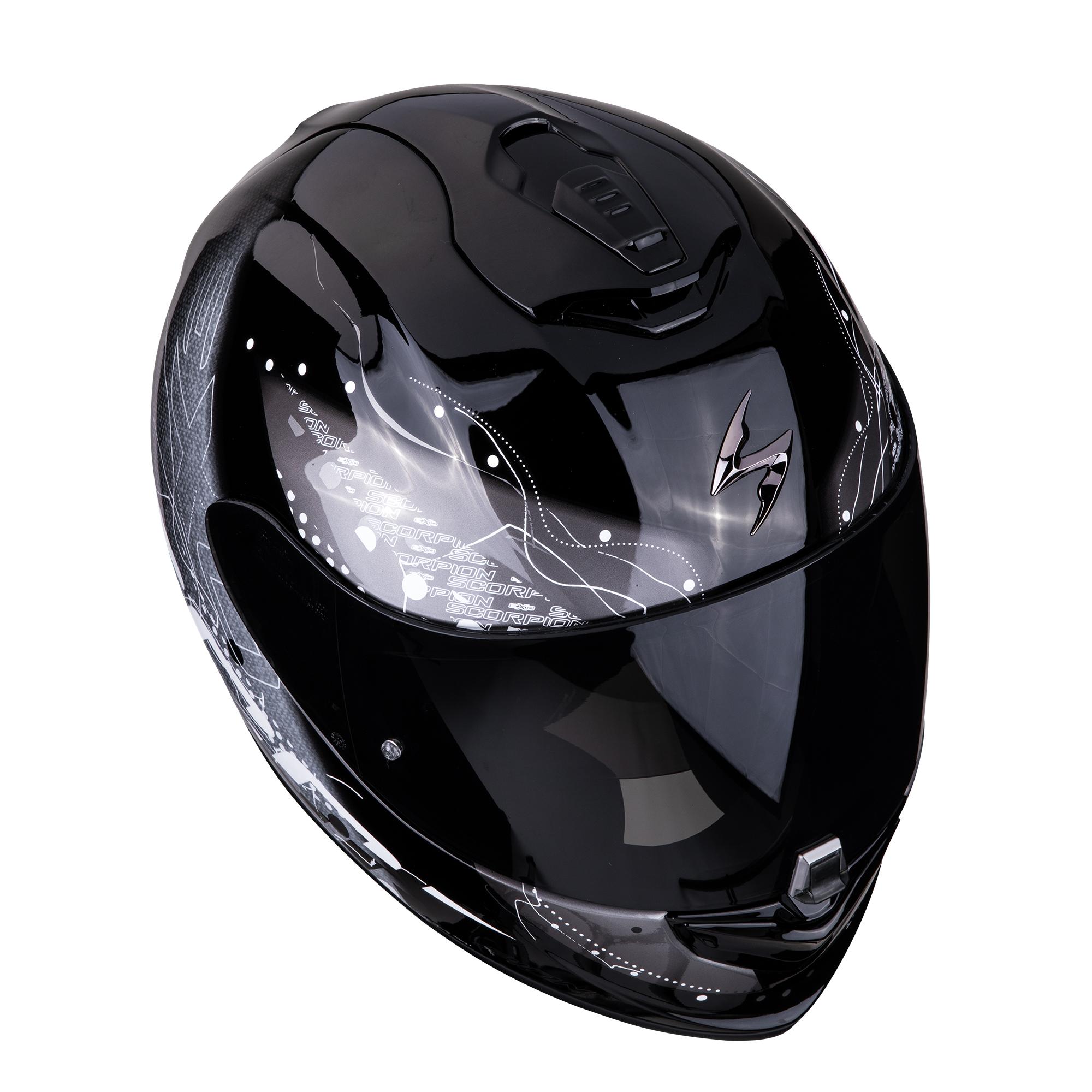 /272/ Scorpion 14/ /exo-1400/Air Classy black-red XS /24/