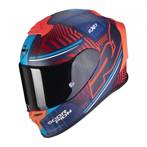 Scorpion EXO-R1 AIR Victory matt blue-red