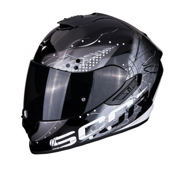 Scorpion EXO-1400 AIR CLASSY black-silver