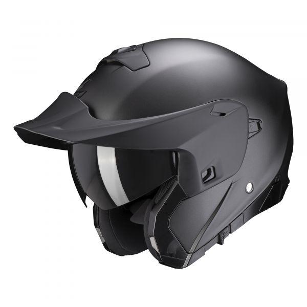 Scorpion EXO-930 Solid matt pearl black