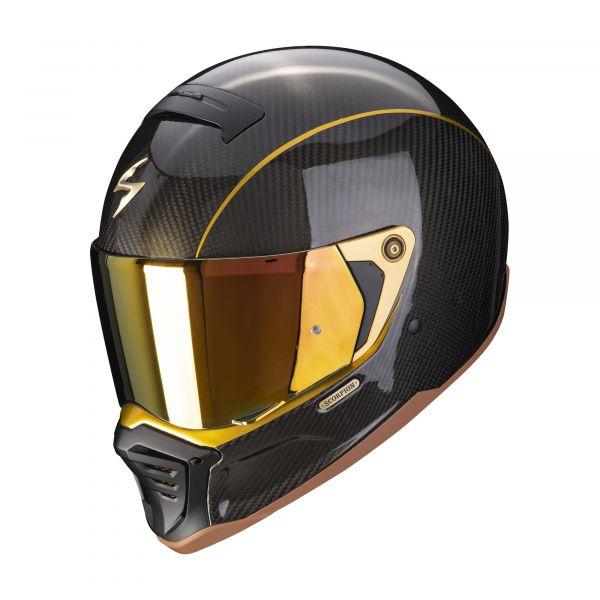 Scorpion EXO-HX-1 Carbon SE black-gold