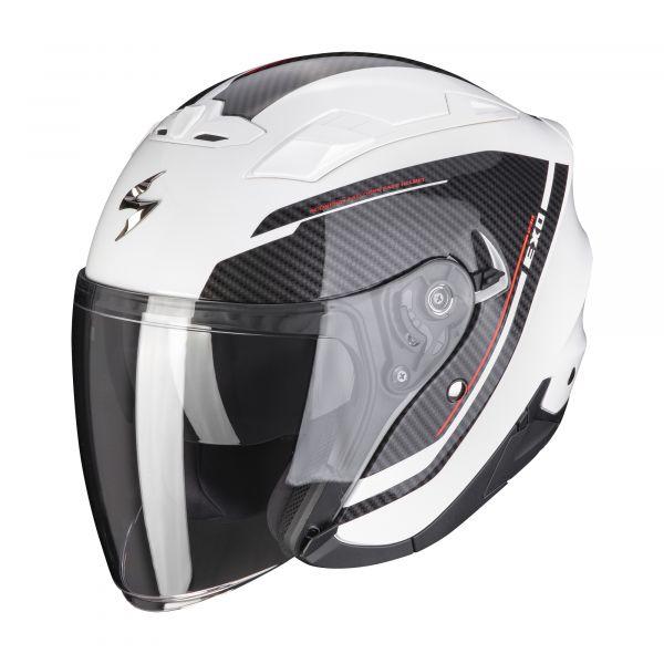 Scorpion EXO-230 FENIX pearl white-black