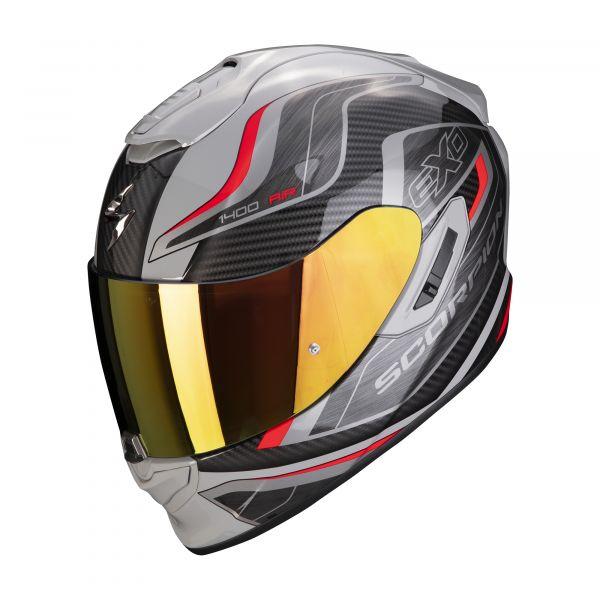 Scorpion EXO-1400 AIR ATTUNE grey-black-red