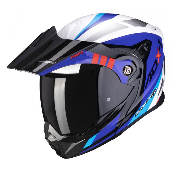 Scorpion ADX-1 Lontano white-blue-red